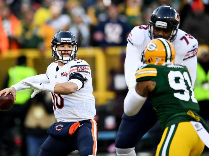 Chicago Bears vGreen Bay Packers