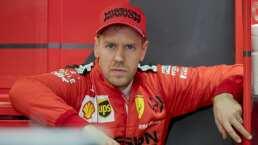 Sebastian Vettel saldrá de Ferrari al final de 2020
