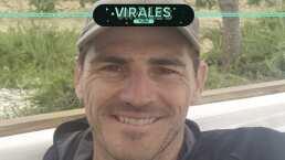 ¡Nostálgico! El notable cambio físico de Iker Casillas