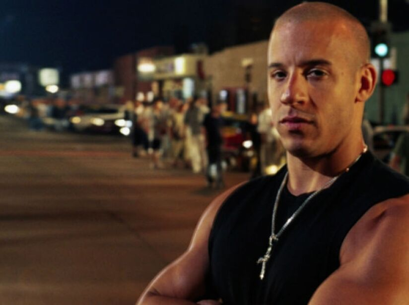 Vin Diesel, nacido en Nueva York, 18 de julio de 1967, nos volvió fans con Fast and Furious, Pitch Black y The Chronicles Of Riddick.