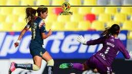 Daniela Espinosa y su historia en el América Femenil