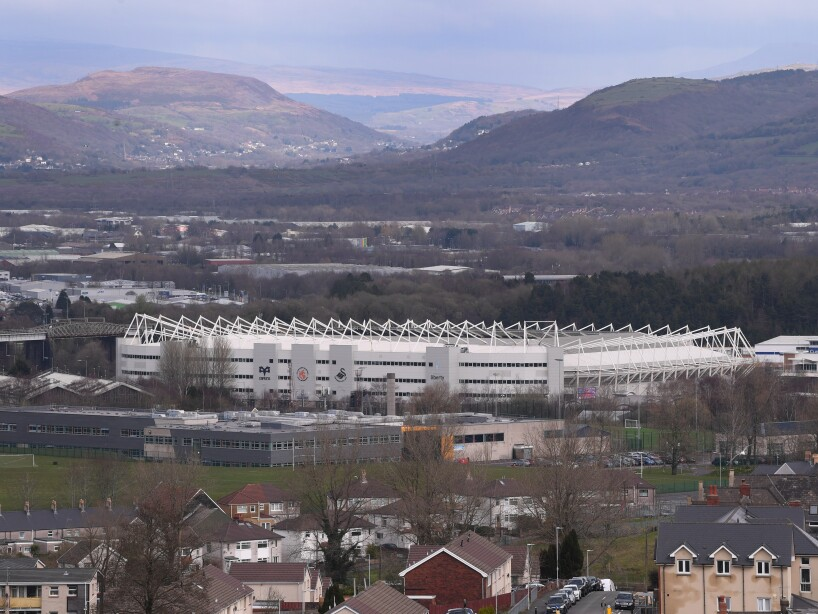 General Views of Sport Venues After Events Postponed Due To Coronavirus