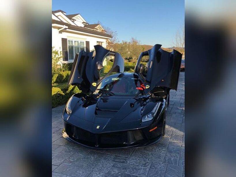 Algunos de los regalos más costosos de Travis Scott a Kylie Jenner