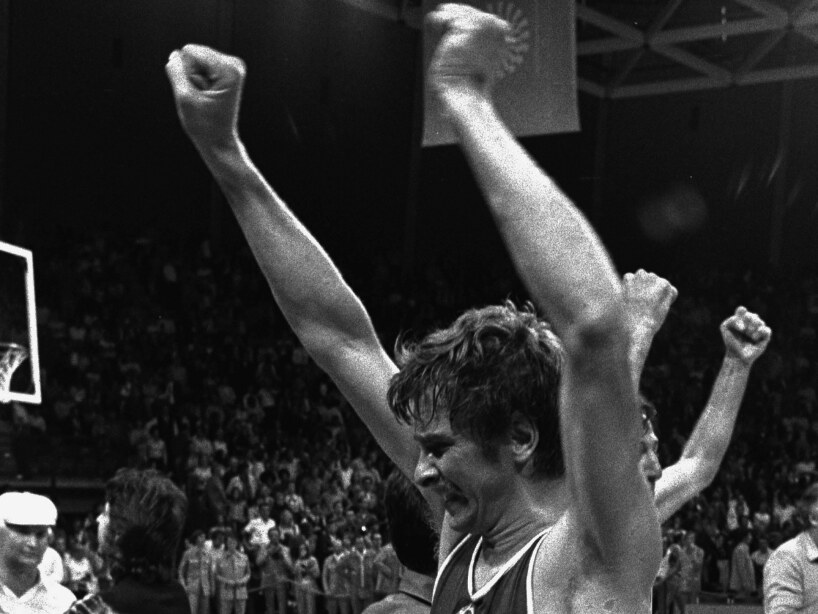U.S. Basketball Robbed 1972