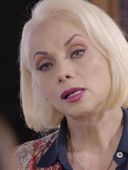 La primera actriz Cecilia Gabriela fue la villana de este episodio lleno de maldad.