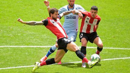 El Athletic Club empató a un gol con el Atleti. Iker Muniain y Diego Costa hicieron los goles del encuentro en el regreso de La Liga.