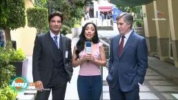 Actores de La Candidata se une a la donación de órganos