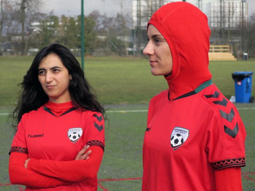Denmark Afghanistan Women's Soccer