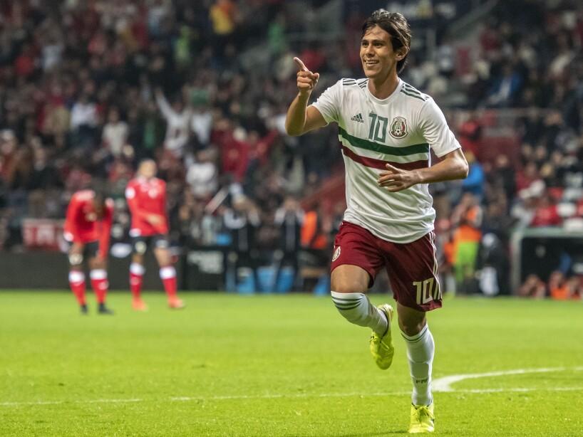 Con goles de Macías y Angulo, el combinado mexicano se lleva la victoria del Nemesio Diez.