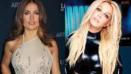 Salma Hayek se convierte en la Britney Spears mexicana con esta coreografía perfecta