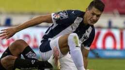 César Montes, baja en Monterrey para visitar a Puebla