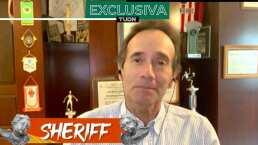 Fernando Quirarte estalla contra amantes falsos de América y Chivas