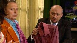 Vecinos: La camisa de Luis que se llevó Frankie Rivers