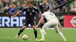 Jonathan dos Santos cree que México va a aprender de la derrota con Argentina