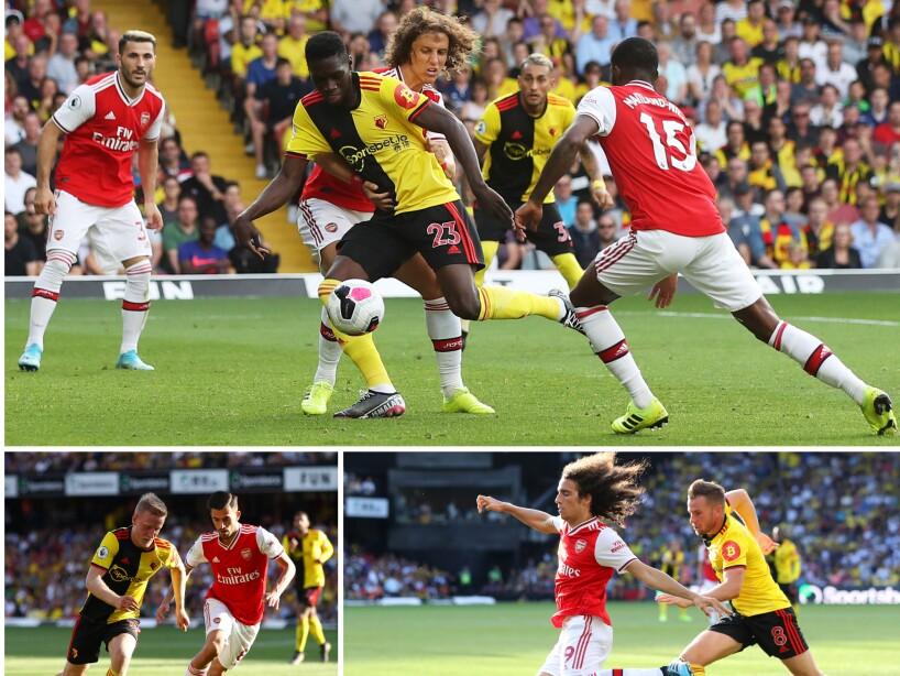 Arsenal visita al Watford.jpg