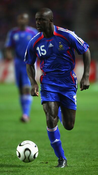 Euro2008 Qualifier - France v Scotland