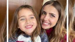 Michelle Renaud presume el nuevo logro de su hijo con tan solo 3 años: 'La mamá más orgullosa'