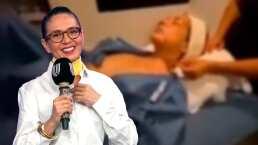"""""""Una cirugía impresionante"""": Yolanda Andrade comparte todos los detalles de su intervención quirúrgica"""
