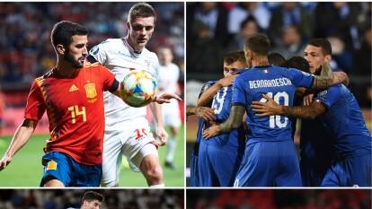 Los resultados del inicio de la jornada 6 en las eliminatorias rumbo a la Euro 2020
