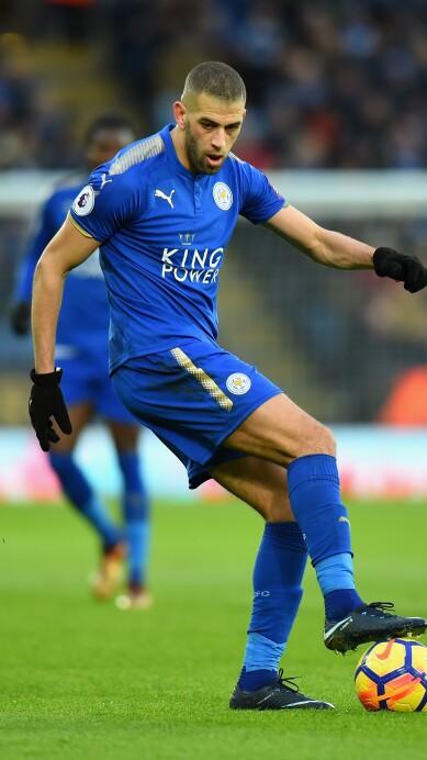 Leicester City v Huddersfield Town - Premier League