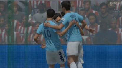 Carlos Gutiérrez cayó 0-2 ante Kevin Álvarez y Pachuca escala al segundo puesto del futbol virtual.