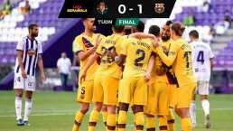 Barcelona vive en LaLiga y espera tropiezo del Madrid