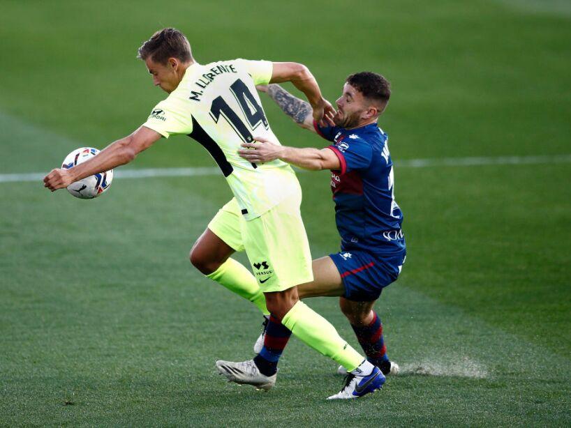 SD Huesca v Atletico de Madrid - La Liga Santander