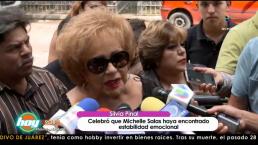 Silvia Pinal, feliz porque su nieta Frida Sofía ya tenga novio