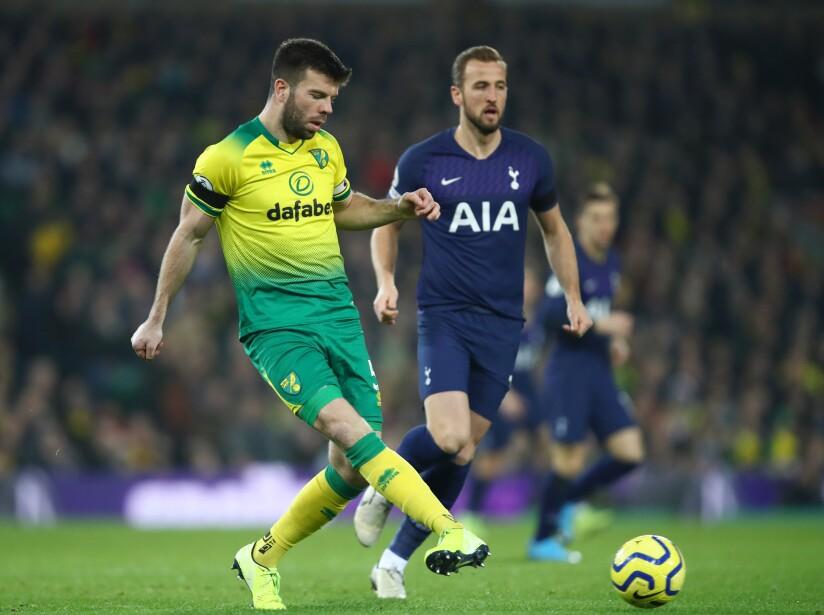 Norwich City v Tottenham Hotspur - Premier League