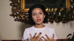 Ángela Aguilar aclara que no dirá nada cuando llegue a tener novio