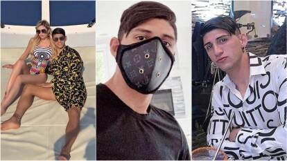 El delantero y goleador mexicano del Sporting Kansas City de la MLS, suele mostrar mediante su perfil de la red social Instagram, los lujos que lo acompañan en su vida.