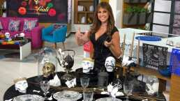 """""""Lúzete"""": Decora tu mesa con cráneos como parte de la celebración de Día de Muertos"""