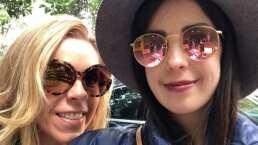 En confianza con sus fans, Rocío Sánchez Azuara revela detalles sobre la pérdida de su hija