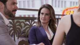 Por amar sin ley: Victoria tendrá celos de Roberto