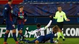 Desgarrador mensaje de Neymar en Instagram tras lesionarse con PSG