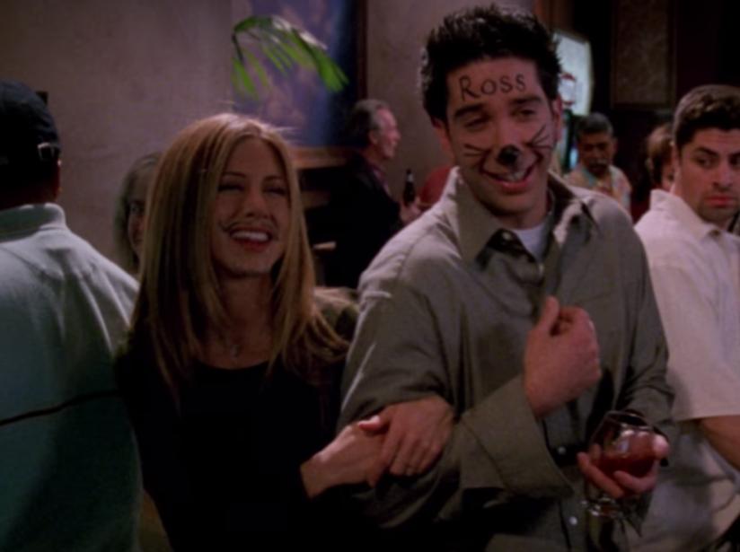 Los mejores momentos de la historia de amor de Rachel y Ross en Friends
