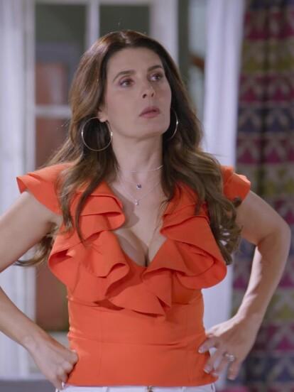 Así como Silvia, ¿te has preguntado si existe el matrimonio perfecto? <br>En el capítulo 7 de la octava temporada de Vecinos pudimos comprobar que existen diferentes tipos de matrimonios y que las apariencias engañan.<br /></br>