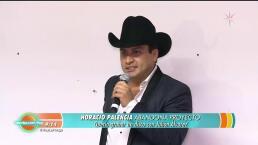 Se aplaza proyecto de Julión Álvarez con Horacio Palencia