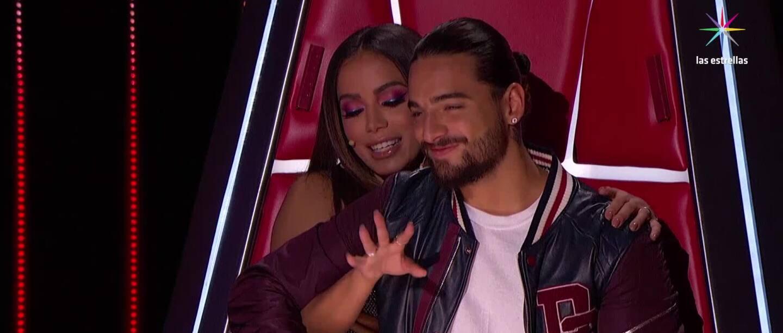 Maluma le demuestra su cariño a Anitta con un tatuaje