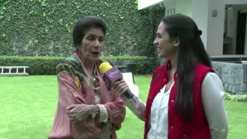 """ENTREVISTA: ¡Raquel Olmedo opina que su personaje es una """"canija""""!"""