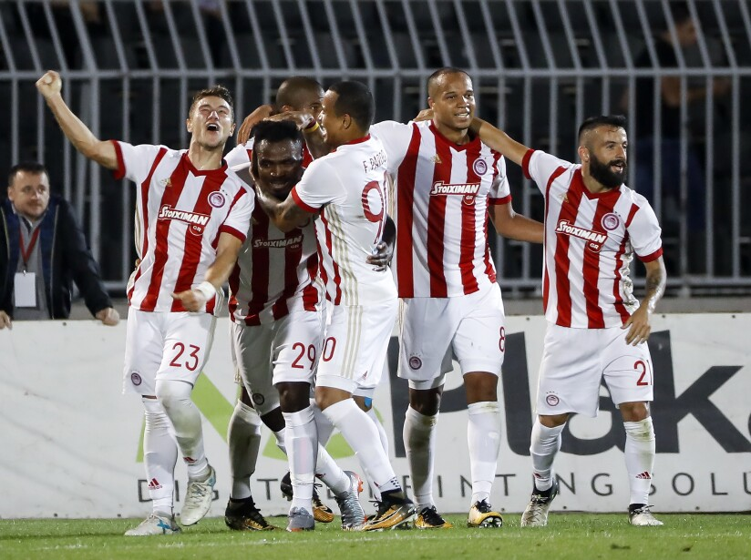 Fc Partizan v Olympiacos - UEFA Champions League Qualifying Third Round: First Leg