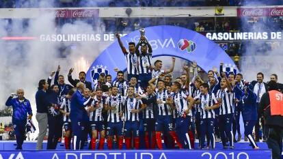 Las mejores imágenes de la celebración de Monterrey en el Coloso de Santa Úrsula.