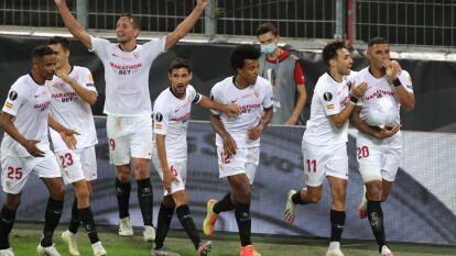 ¡Otra UEFA Europa League para el Sevilla! | El conjunto de Lopetegui despachó 3-2 al Inter para conseguir su sexto título de la justa continental.