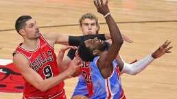 Brooklyn Nets se desinfla sin Kevin Durant y James Harden