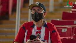 Así es el rígido protocolo de sanidad en el Estadio de Chivas