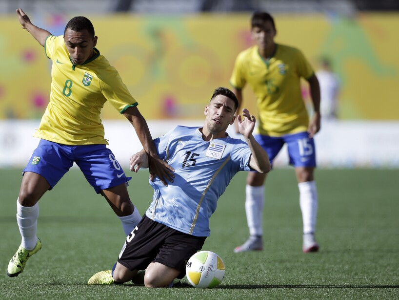 Fernando Gorriarán - Santos