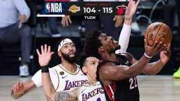 ¡Miami se enciende! El Heat se lleva el juego tres sobre los Lakers