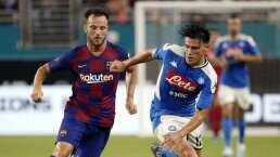 Barcelona se impone en duelo de ligas