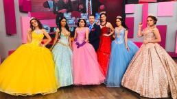 MODA: Pasarela de vestidos de quinceañera