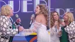 Andy Escalona revive la vez en la que cantó junto a su mamá, Magda Rodríguez, en su cumpleaños